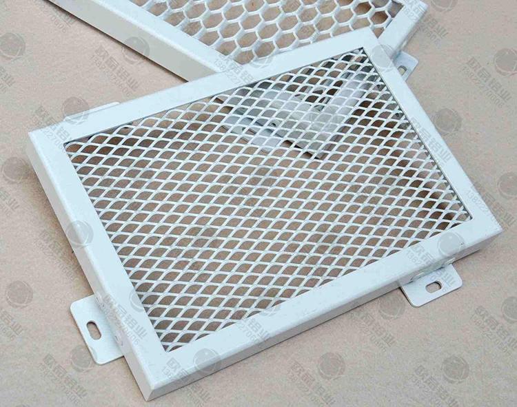 拉网铝单板