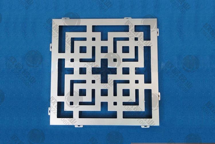 艺术镂空铝单板