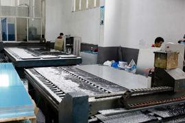 铝单板大型数控雕刻设备