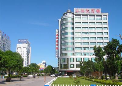 阳江金达商贸大楼